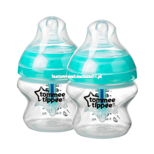 Tommee Tippee Butelka antykolkowa ADVANCED 2x150 ml